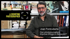 Interview Joan Fontcuberta