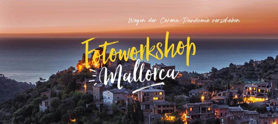 Fotografie Workshop Mallorca