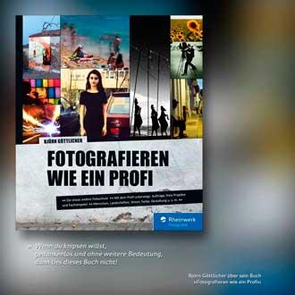 Buch im Rheinwerk Verlag Fotografieren wie ein Profi