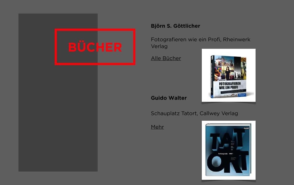 Bjoern Goettlicher Fotograf und Autor, Bamberg