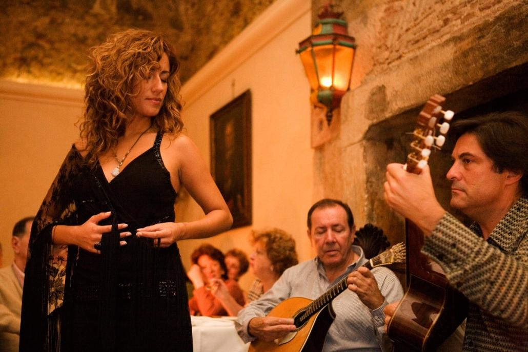 Fado Konzert in Lissabon